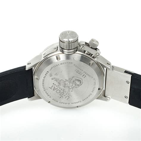 U Boat Fontana Price by U Boat Italo Fontana U1001 Limited Edition Mens Wristwatch