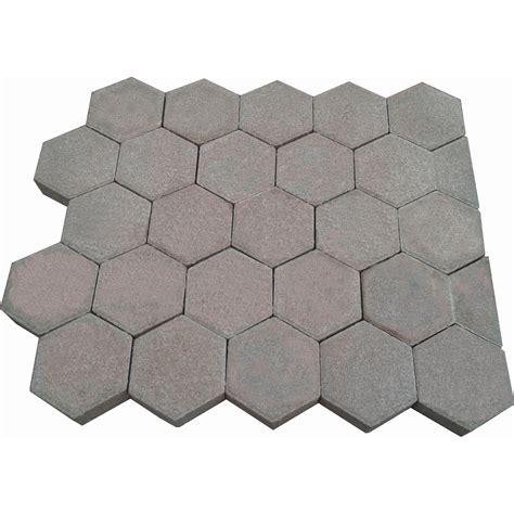 6 Kant Pflastersteine seka sechseckpflaster grau 6 cm x 23 1 cm x 20 cm kaufen