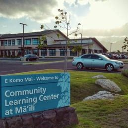 community learning center at mā ili 14 photos 635 | 258s