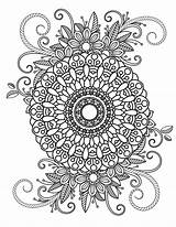 Mandala Coloring Mandalas Printable Adults Mom Printables Sheets 30seconds Colouring Easy Practical Application Animals Patterns Template Clipart Tip Extraordinary Unique sketch template
