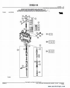 John Deere 310g 310  315sg Loaders Parts Catalog Pc2755
