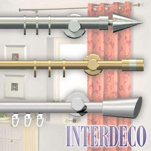 gardinenstangen design moderne gardinenstangen mit eckigem innenlauf design innenlaufstangen