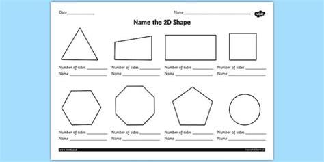 2d Shapes Worksheet  2d Shapes Worksheet, Ks1, 2d Shape, 2d