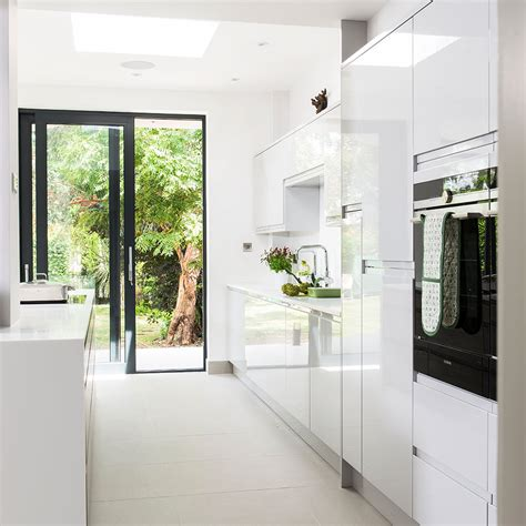 kitchen design plans with island galley kitchen ideas that work for rooms of all sizes