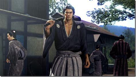 yakuza restoration screenshots show kazuma kiryu
