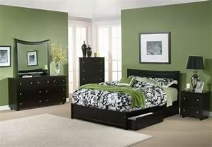 Bedroom, Color, Schemes