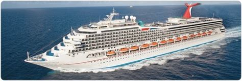 Deck Plan For The Carnival Valor Cruise Ship