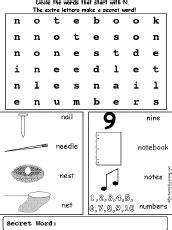 letter  alphabet activities  enchantedlearningcom