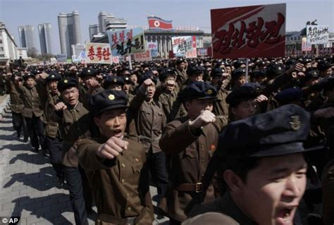 North Korea Attack On America