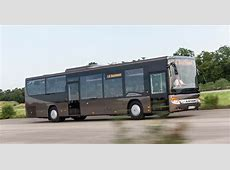 Customdesigned, economical, safe – buses from Mercedes
