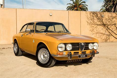 Alfa Romeo 1750 Gtv by 1970 Alfa Romeo Gtv 1750 Past Blast