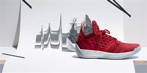 adidas unveils   colorways   harden vol