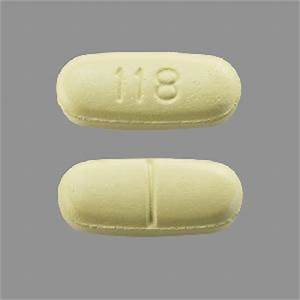 118 Pill - verapamil 240 mg Verapamil Extended-release