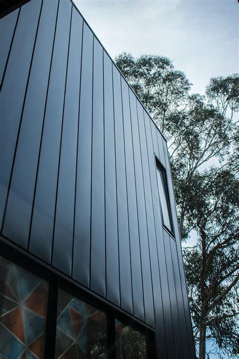 thornbury avenue features mcss interlocking wall cladding profile