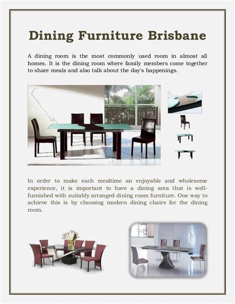dining furniture brisbane