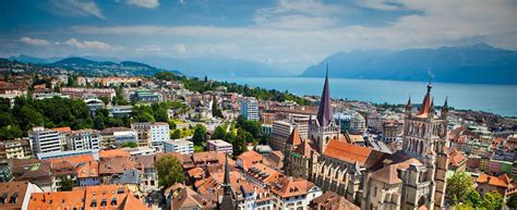 Ausflugsziel Lausanne - Originelle Freizeitaktivität