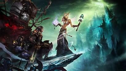Warcraft Backgrounds Horde Pixelstalk Wallpapersxl