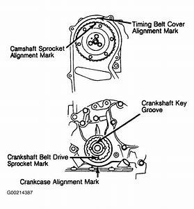 1987 Subaru Justy Serpentine Belt Routing And Timing Belt