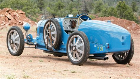 Top Gear's coolest racing cars: Bugatti Type 35 | Top Gear