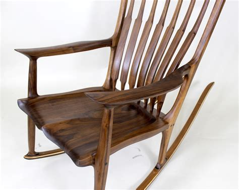 Sam Maloof Rocking Chair Kit by How To Build A Maloof Inspired Sculpted Sculptured