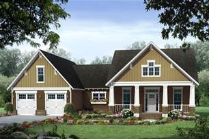 Craftsman Ranch House Plans Photo Gallery by House Plan 141 1247 3 Bedroom 1940 Sq Ft Craftsman