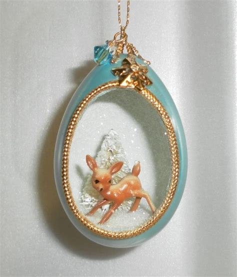 vintage diorama egg ornaments 78 best egg shell ornaments images on egg crafts easter crafts and egg shell