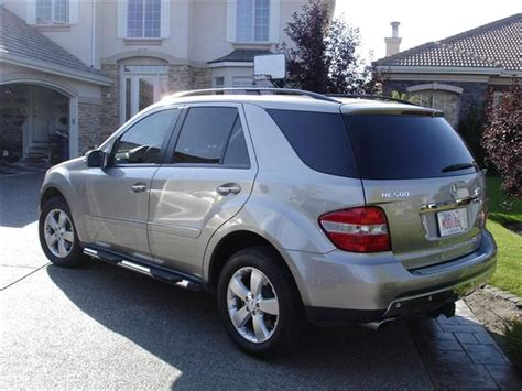 mercedes benz ml suv envision auto