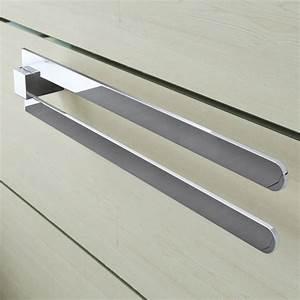 Handtuchhalter Fürs Bad : design doppel handtuchhalter handtuchstange handtuch ~ Michelbontemps.com Haus und Dekorationen