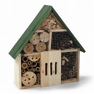 Fliegen Fernhalten Balkon : insektenhotel nistkasten insektenhaus brutkasten vogel bienen garten 260 x 320 ebay ~ Whattoseeinmadrid.com Haus und Dekorationen