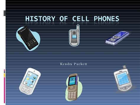 history of phones history of cell phones