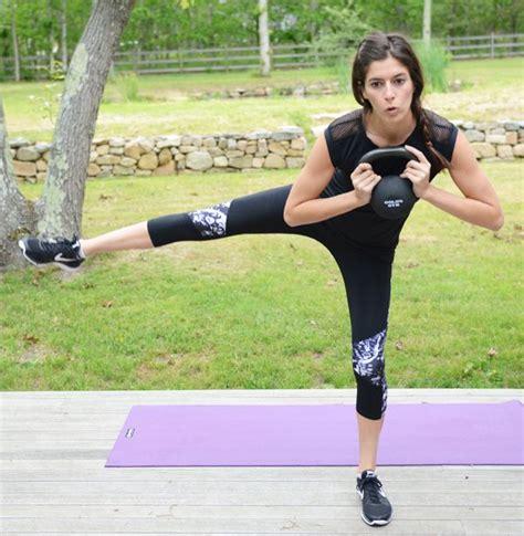 resistance workout band hiit kettlebell warm bloglovin