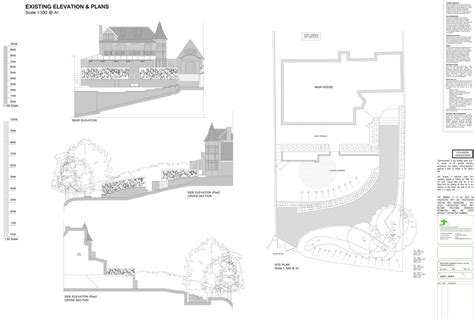 architectural plans sle extension or property drawings ltd architectural