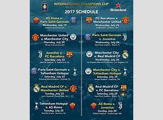 When do International Champions Cup tickets go on sale