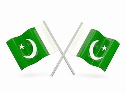 Pakistan Flag Flags Pak Wavy Icon Transparent