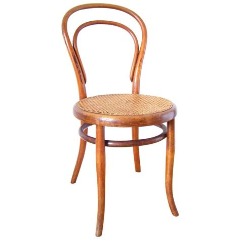 chaise thonet 14 viennese chair gebrüder thonet nr 14 circa 1870 at 1stdibs