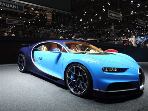 Bugatti Chiron Our New Leader Is Here