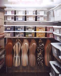 Martha Stewart Craft Room Closet