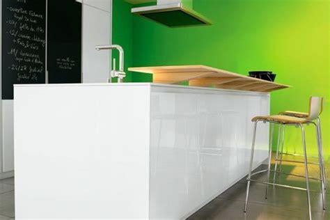 ilot cuisine bar cuisine avec îlot central 43 idées inspirations