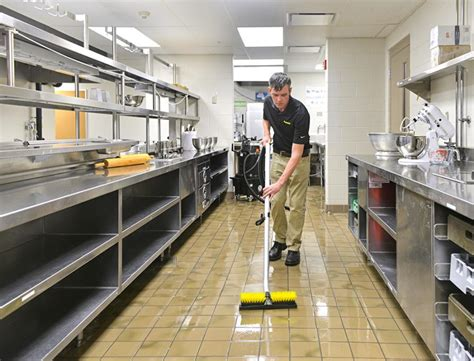 commercial kitchen cleaning hacks    business