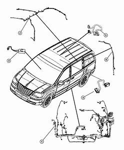 Chrysler Town  U0026 Country Wiring  Unified Body  Base After