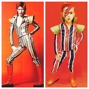 David Bowie Halloween Costume / Ziggy Stardust / Aladdin ...