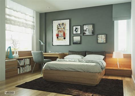 bedroom study interior design ideas