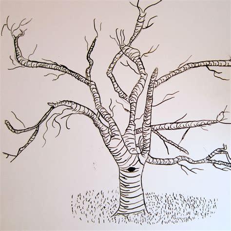 baeume und landschaften zeichnen und malen mit kindern