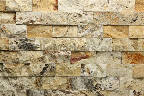 Avenzo Travertine Splitface Picasso   TileMarkets®