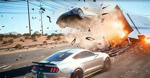 Hands-on: Need For Speed Payback might be too cinematic ...