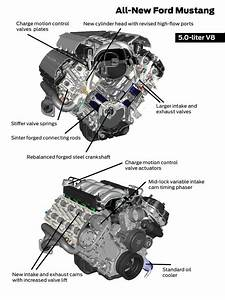 The Gen 2 Coyote Engine Does Not Have Intake Manifold