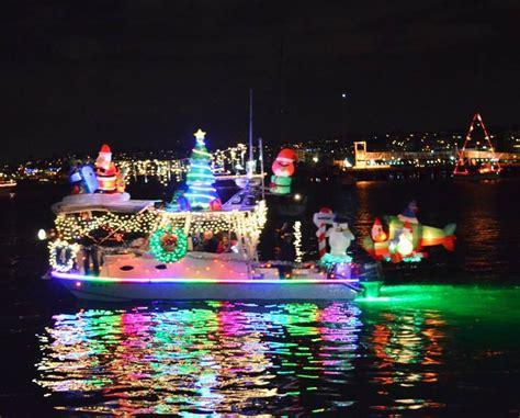 san diego boat parade of lights san diego bay parade of lights 11 dec 2016 san diego