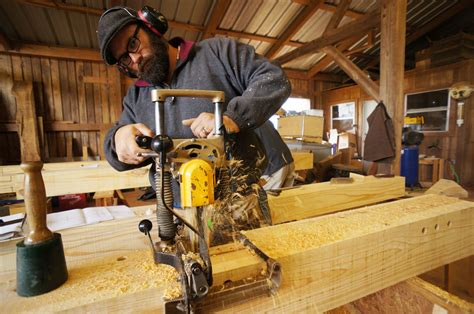 tools   cutting timber frame joinery