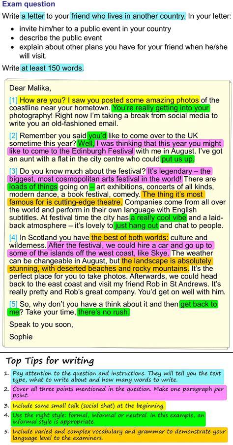 invitation letter learnenglish teens british council