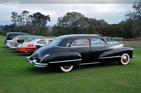 1946 Cadillac Fleetwood - Information and photos - MOMENTcar